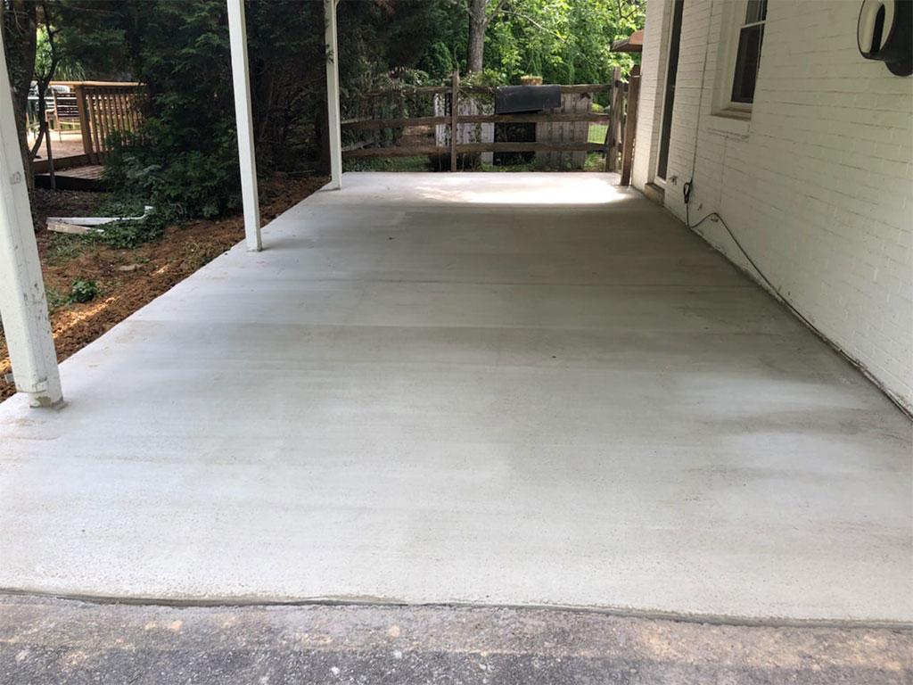 Concrete 5